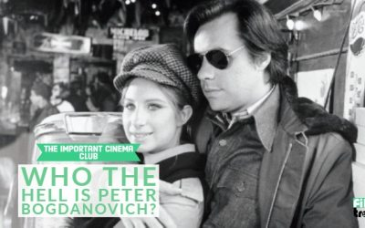 ICC #40 – Who the Hell is Peter Bogdanovich?