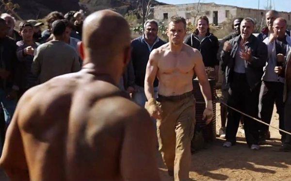 Jason Bourne 2016 Chloe Brett
