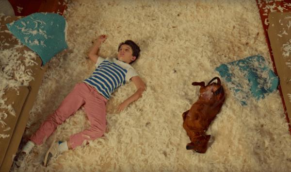 weiner dog 2016 danny devito film trap keenan marr tamblyn