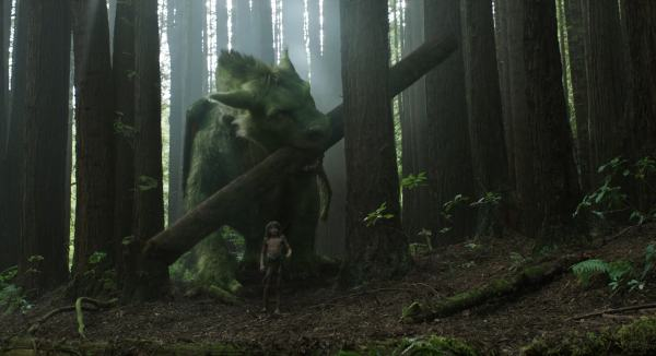 pete's dragon 2016 film trap keenan marr tamblyn