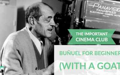 ICC #94 – Buñuel for Beginners (With a Goat)