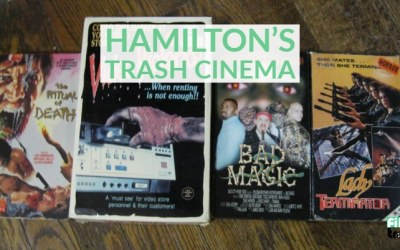 Hamilton's Trash Cinema: You'll Never See Anything Like It Ever Again