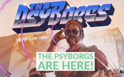 "First Full Trailer and Poster for Canadian Series ""The PsyBorgs"" Blasts Off!"