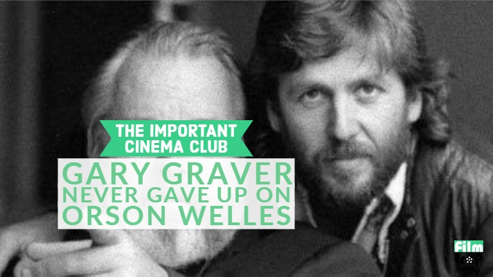 #142 – Gary Graver Never Gave Up On Orson Welles