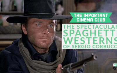 #166 – The Spectacular Spaghetti Westerns of Sergio Corbucci