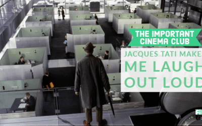 #168 – Jacques Tati Makes Me Laugh Out Loud