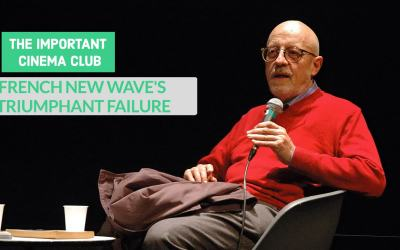 ICC #236 – Luc Moullet: French New Wave's Triumphant Failure
