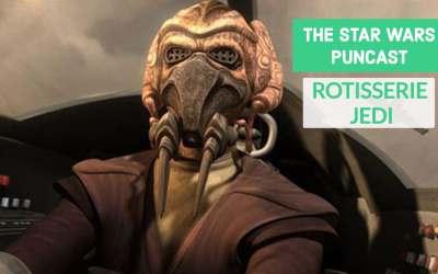 The Star Wars Puncast #3: Rotisserie Jedi