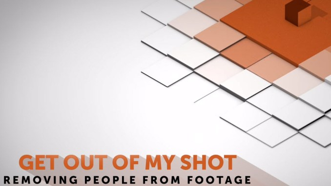 Get Out of My Shot: Removing Objects with Mocha Pro (Adobe Premiere