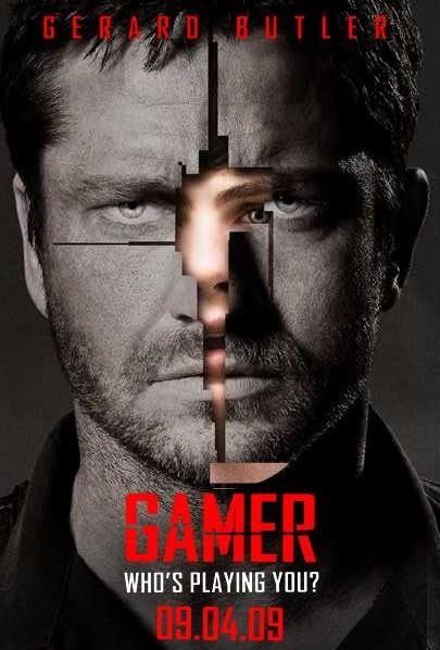 """Poster for """"Gamer""""."""