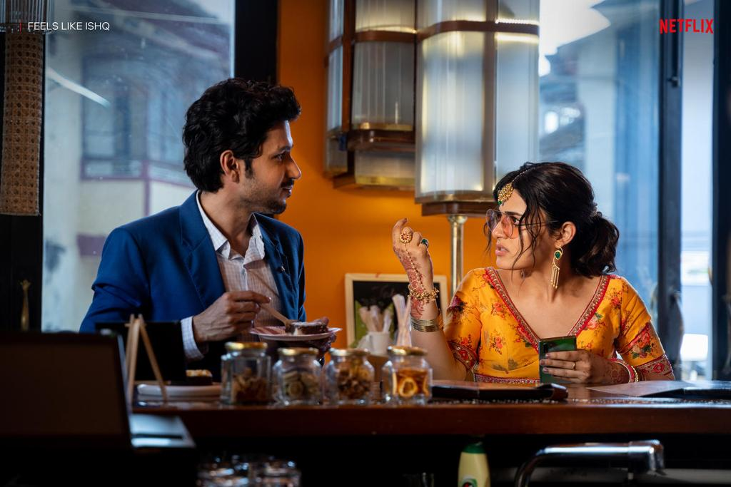 Netflix : Feels Like Ishq Netflix Release Date, Cast and Poster All You  Need To Know | FilmyHype