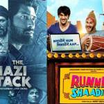The Ghazi Attack, Running Shaadi, Irada 1st Weekend Collections