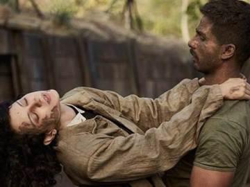 Rangoon first weekend box office