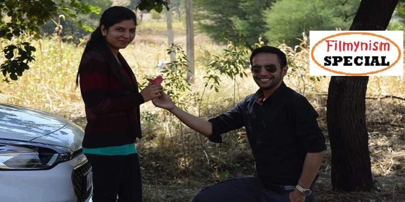 Lyricist Samsher Singh Beniyaaz & Ruby K Falak (Filmynism)