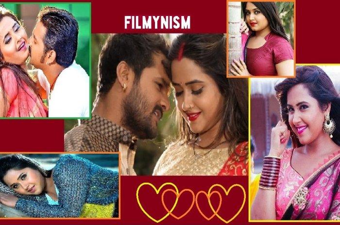 Kajal Raghwani, Khesarilal Yadav and Pawan Singh-Filmynism