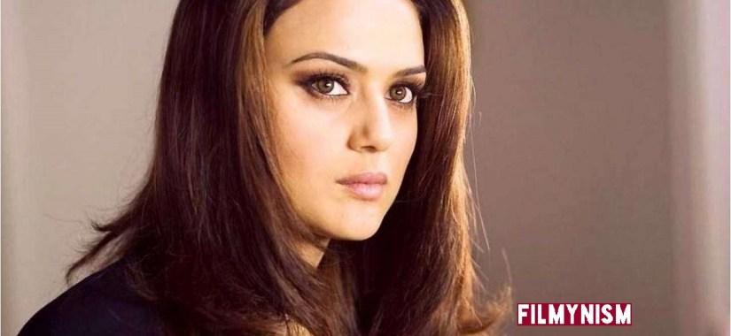 Preity Zinta-Filmynism