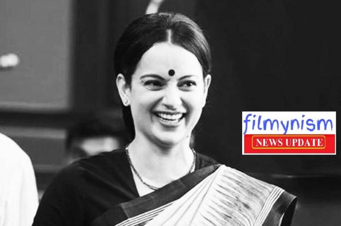 Kangana Ranaut in Thalaivi-Filmynism