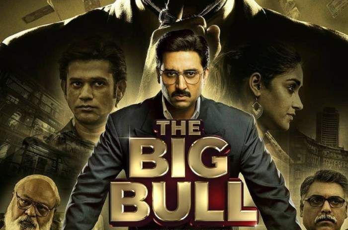 The Big Bull-Harshad Mehta-Scam 1992-Filmynism