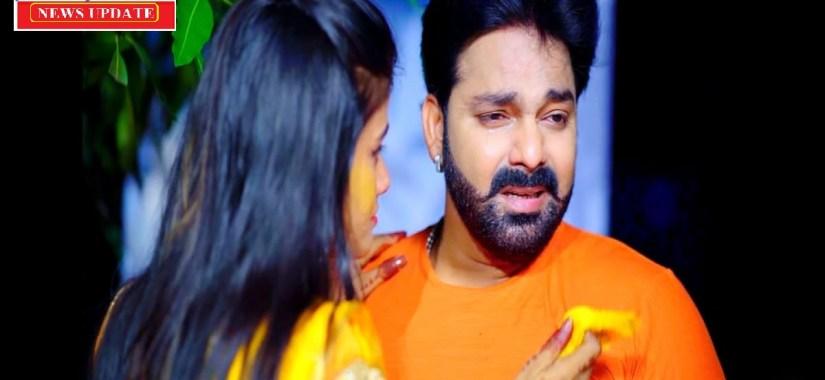 Pawan Singh in Majanuaa Pitata-Filmynism
