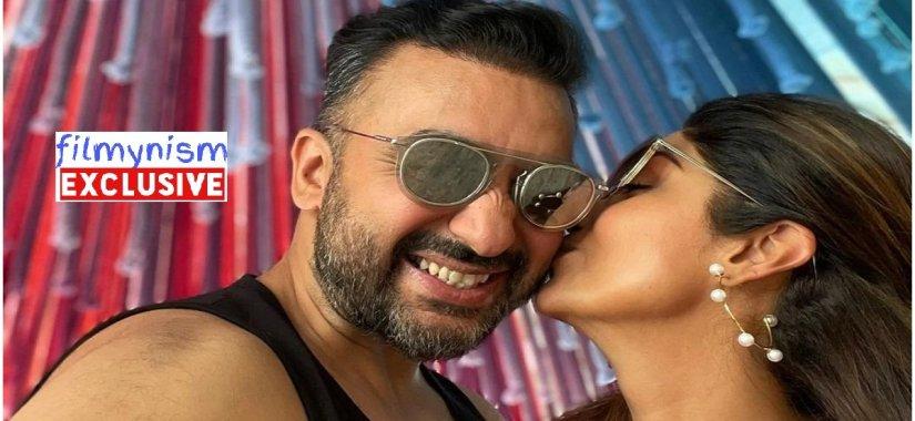 Raj Kundra and Shilpa Shetty-Filmynism