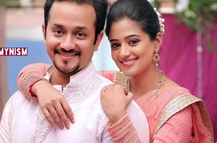 The Family Man2 Actress Priyamani with Husband Mustafa-Raj-Filmynism