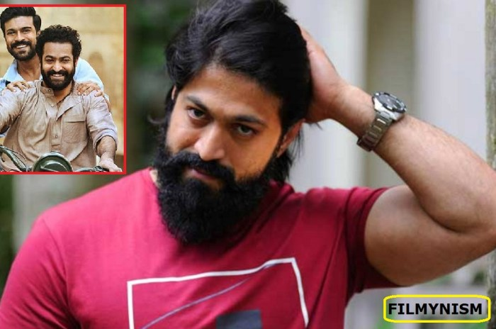 Yash in KGF Chapter 2 and RRR Relase Date-Filmynism