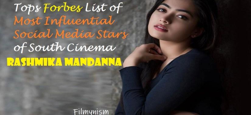 Actress Rashmika Mandanna-Filmynism