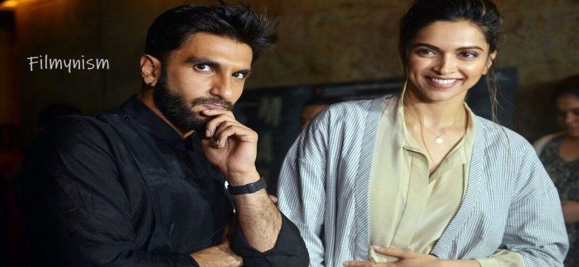 Deepika Padukone-and-Ranveer Singh-Filmynism