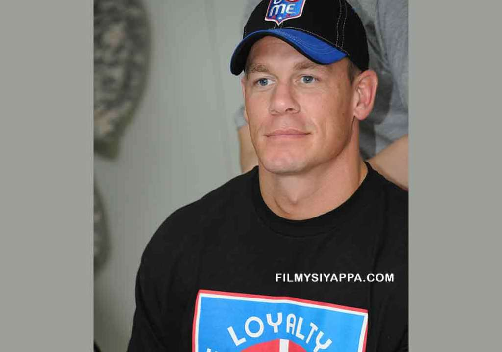 John Cena Net Worth 2020