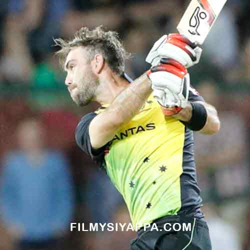 Glenn Maxwell Net Worth & Salary