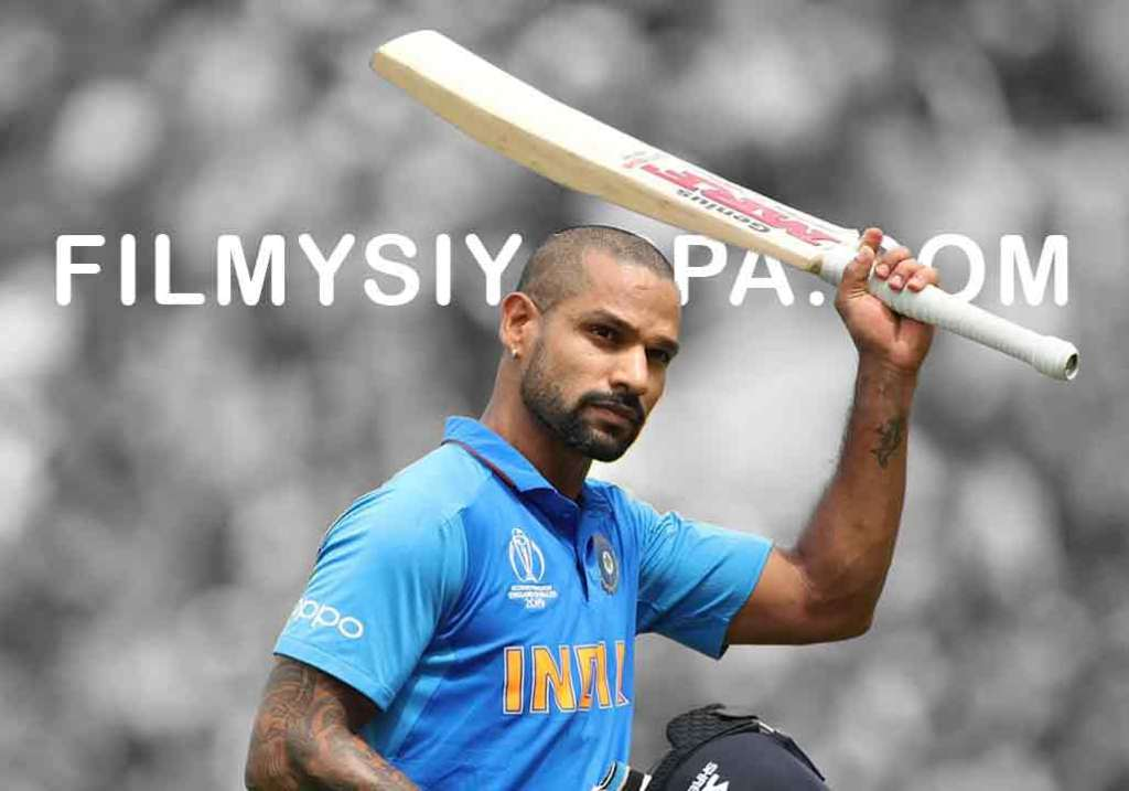 Shikhar Dhawan Net Worth 2020