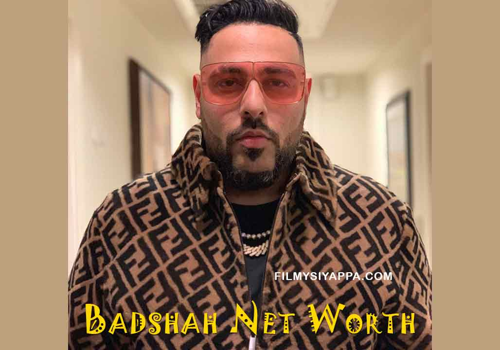 Badshah Net Worth 2020