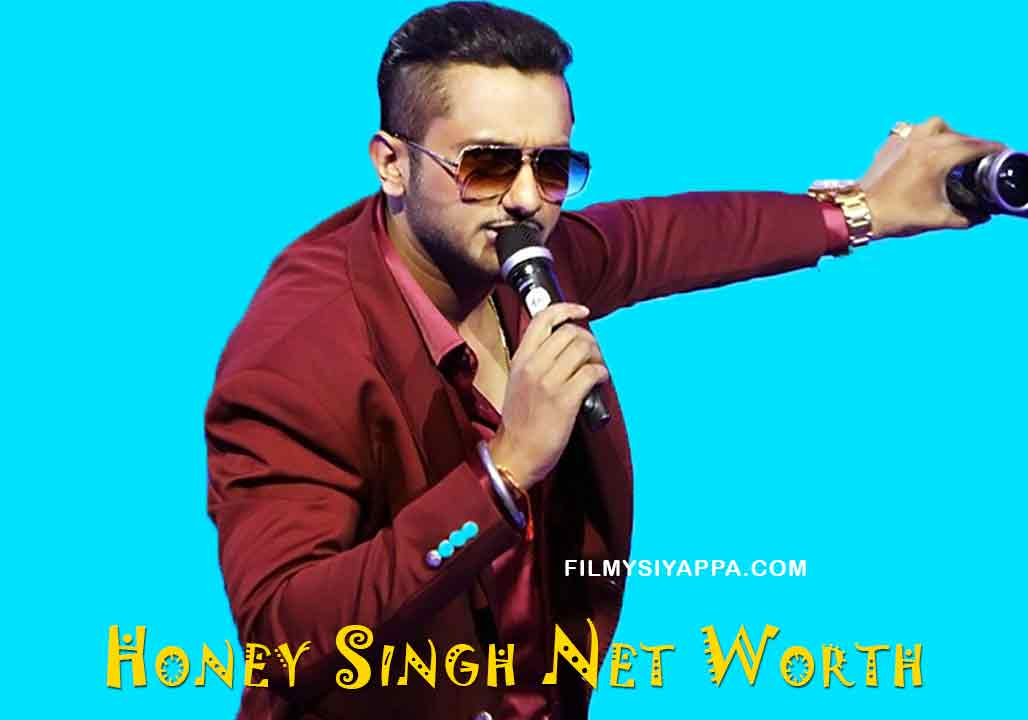 Honey Singh Net Worth 2020 In Rupees