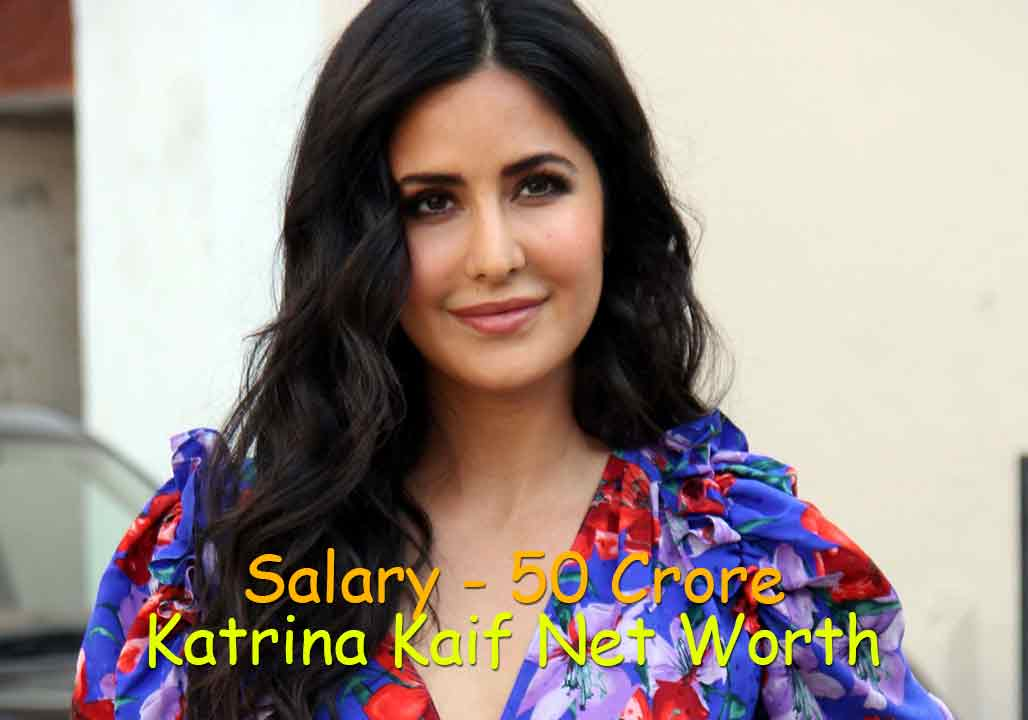 Katrina Kaif Net Worth 2021