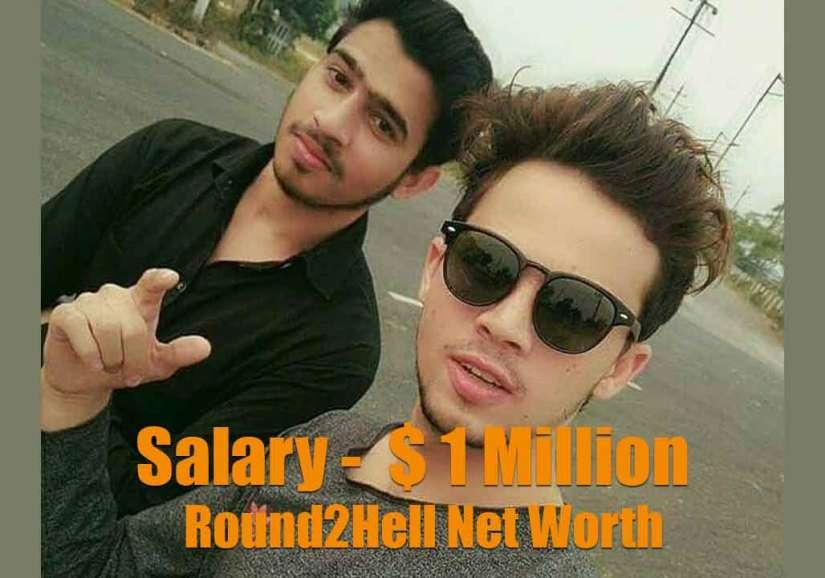 Round2Hell (r2h) Net Worth