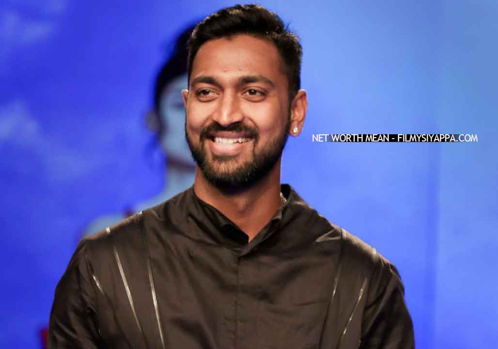 Krunal Pandya Net Worth