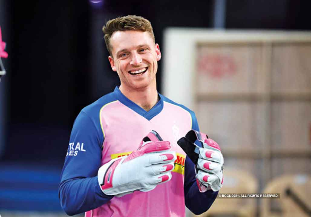 Jos Buttler Net Worth