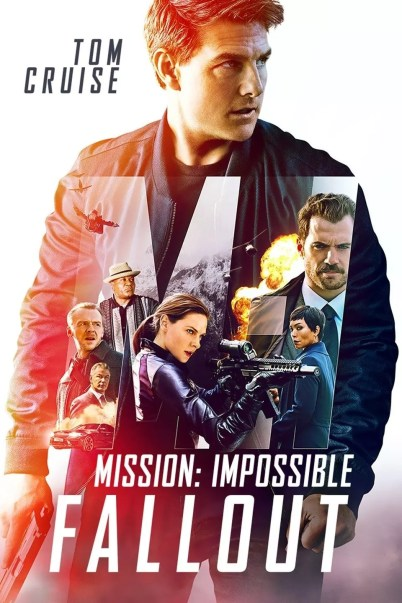 Mission Impossible 6 Fallout 2018 Dual Audio Hindi HDRip
