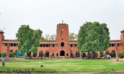 PG Admissions at DU to start from November 18