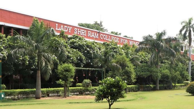 DU Admissions 2020 : No admission at LSR Eco (Hons) in the first list