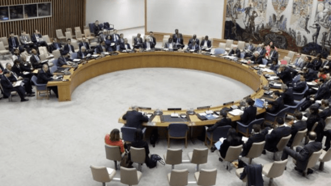 India begins its 2 year tenure of non-permanent member of UNSC