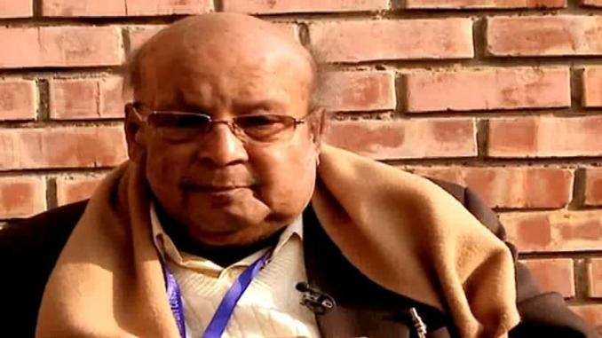 Professor DN Jha passes away at 81