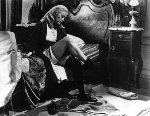 Silvia Pinal inLuis Buñuel'sVIRIDIANA. Credit: Janus Films. Playing 4/24 - 4/30.