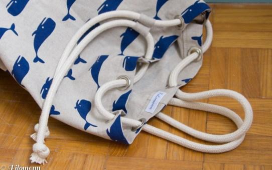 Un sac de marin pour la crèche