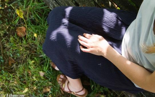 Une jupe Chardon rallongée