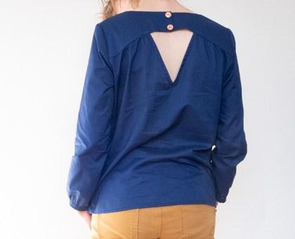 Jolie blouse Artesane - Atelier Scämmit