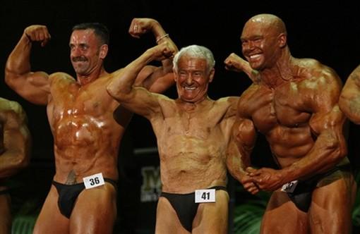 О вреде тяжёлой атлетики и бодибилдинга