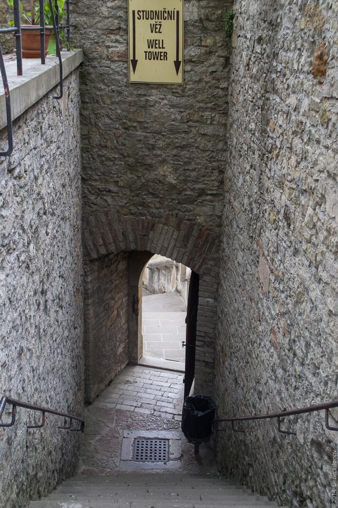 Виды с замковых стен.