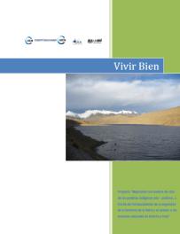 Cartilla Vivir Bien UICN