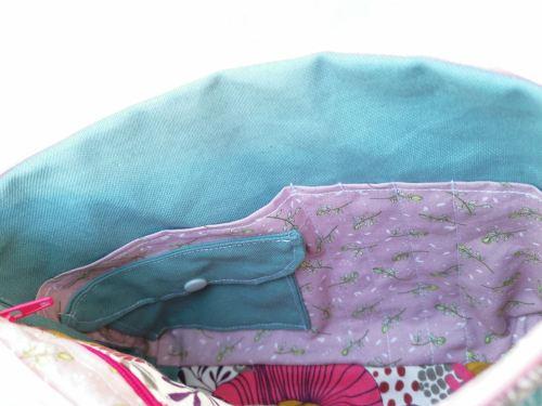Organiseur de sac avec poches intérieures
